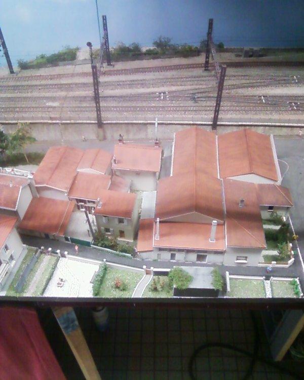 Evolution du quartier de la gare (23/12/2016)