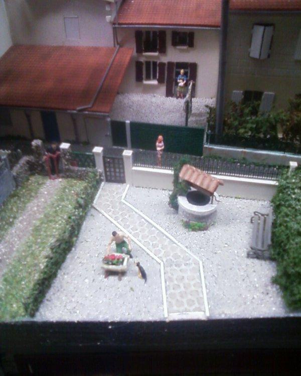 Evolution du quartier de la gare (28/12/2016)