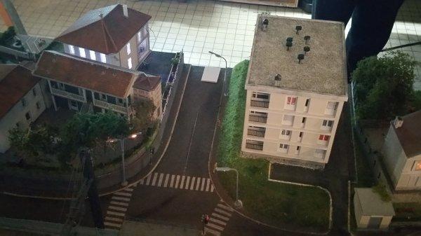 Evolution du quartier de la gare (07/01/2017)