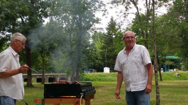 Journée barbecue entre membres samedi 24 juin 2017
