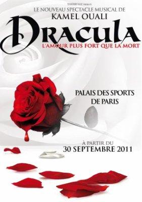 """Bienvenue sur le skyblog officiel du spectacle """"Dracula, l'amour plus fort que la mort""""!"""