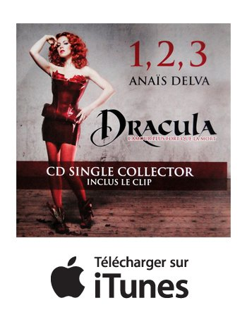 Sortie d'1,2,3 – CD SINGLE – EDITION COLLECTOR !