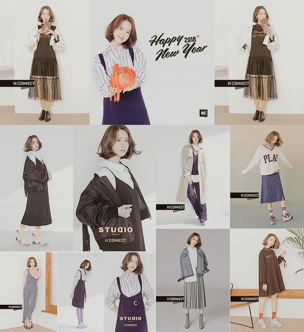 """09/02/2018:   Yoona s'est rendue à la soirée organisé par la marque Prada, la """"Prada Comics Collection Party"""" à Séoul   Pour cette soirée qui avait pour but de fêter le lancement de la nouvelle collection de la marque, Yoona est entièrement vêtue par Prada."""