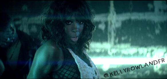 Kelly Rowland en duo avec Lil Wayne sur  « motivation »