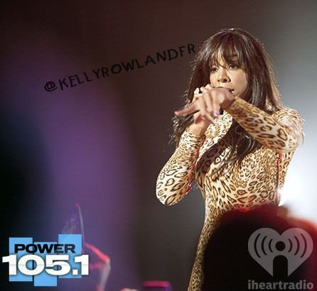 Kelly Rowland Performence