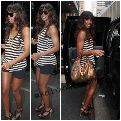 Kelly Rowland a New York