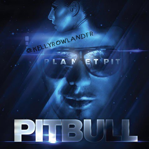 """PitBull explore """"Planet Pit"""" avec Chris Brown, Kelly Rowland et t-Pain"""
