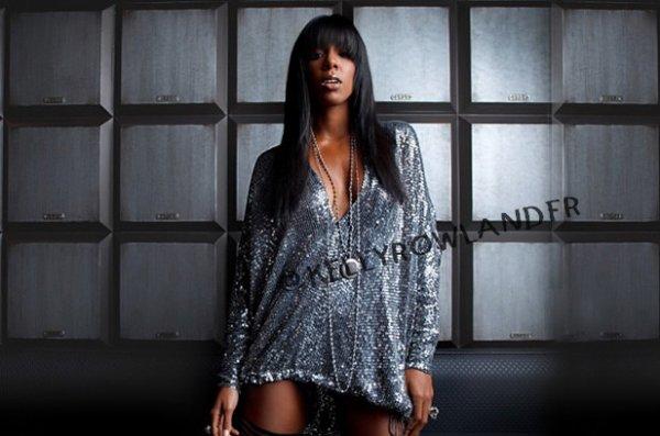 Kelly Rowland Titre de l'albumdévoile