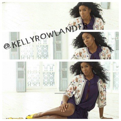 Kelly Rowland Photo Shoot