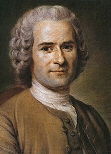 JEAN-JACQUES ROUSSEAU 1712-1778 CITATIONS