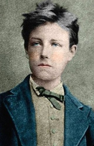 ARTHUR RIMBAUD 1854 -1891 LE DORMEUR DU VAL & ANTIQUE