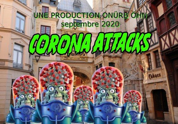 2020 septembre CORONA ATTACKS