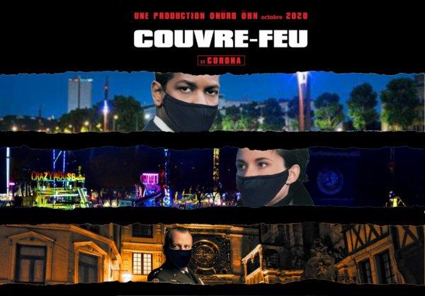 2020 octobre COUVRE FEU CORONA