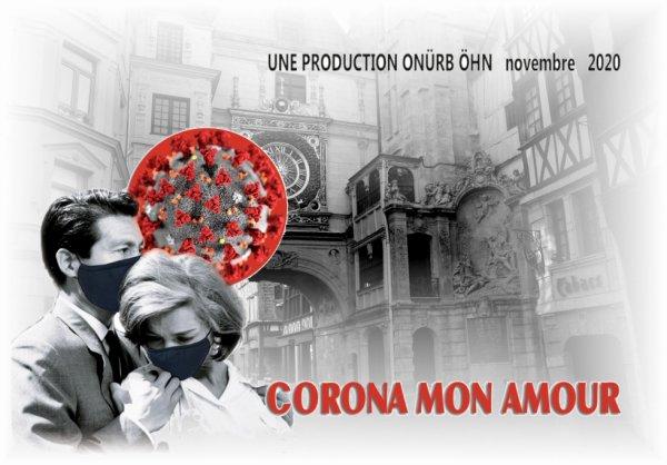2020 novembre CORONA MON AMOUR