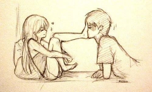 « On a pas forcément besoin de se ressembler pour s'aimer. » ♥