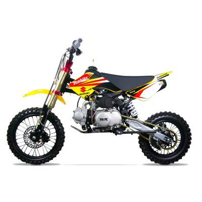 Pitbike Dirtbike Trax Mx125 F 125 Makita Suzuki Ltd Blog De