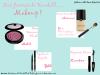 Les favoris makeup de... Kendall & Kylie Jenner !