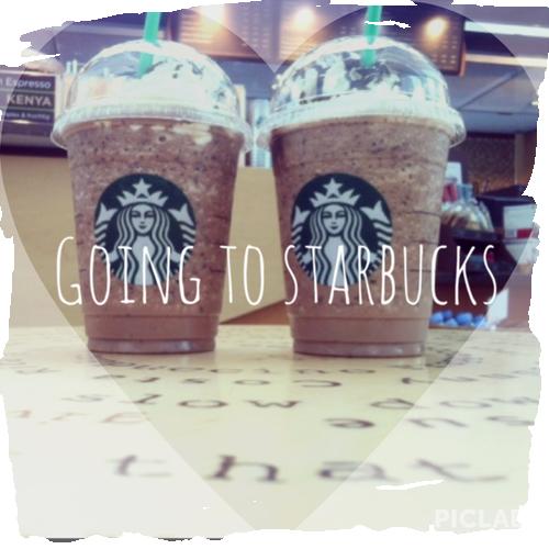 [Tag n°6] - Starbucks tag !!