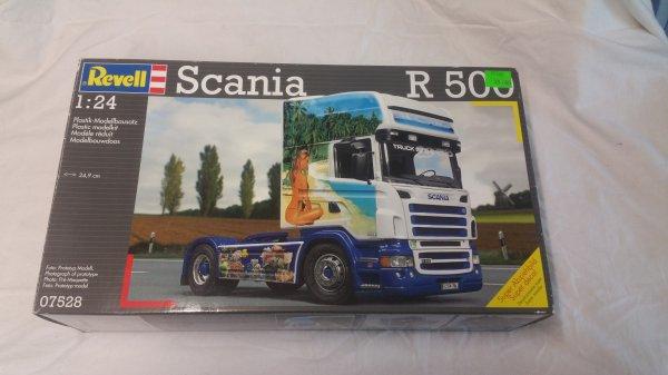 Scania a cabine Deporte 1/24 Par Damien