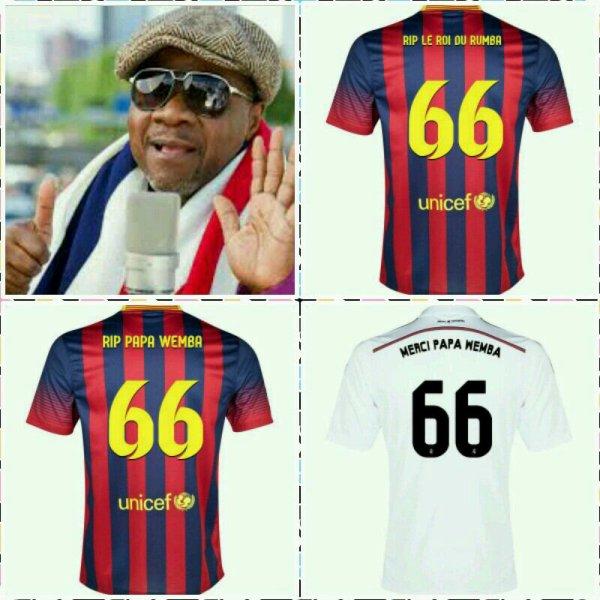 A Dieu Papa Wemba #Ripwemba