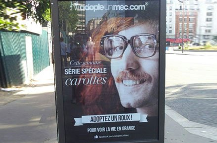 meetic ginger