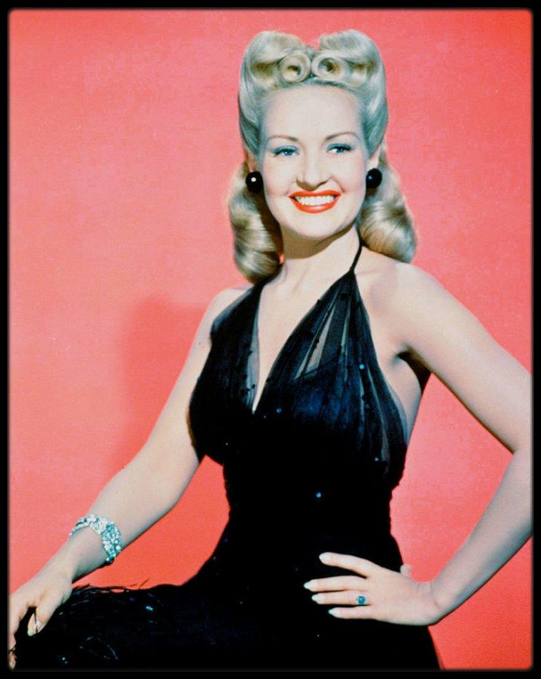 Betty GRABLE
