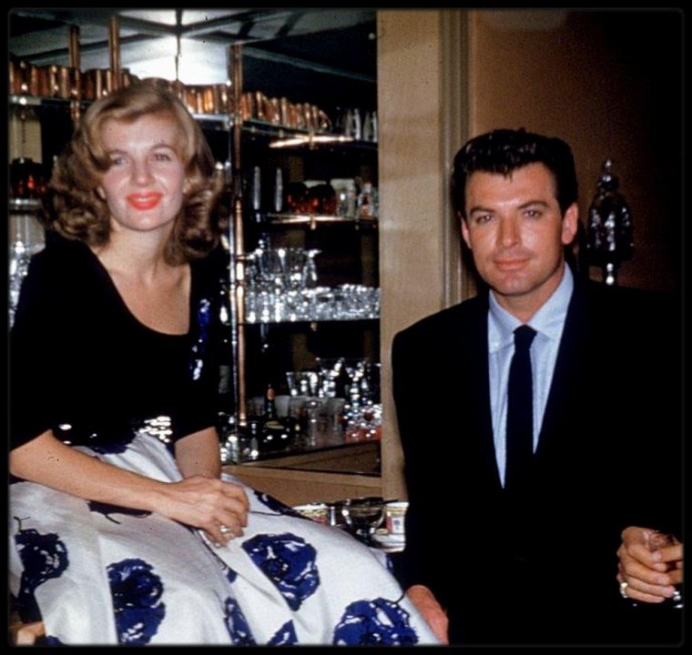 John BROMFIELD and Corinne CALVET