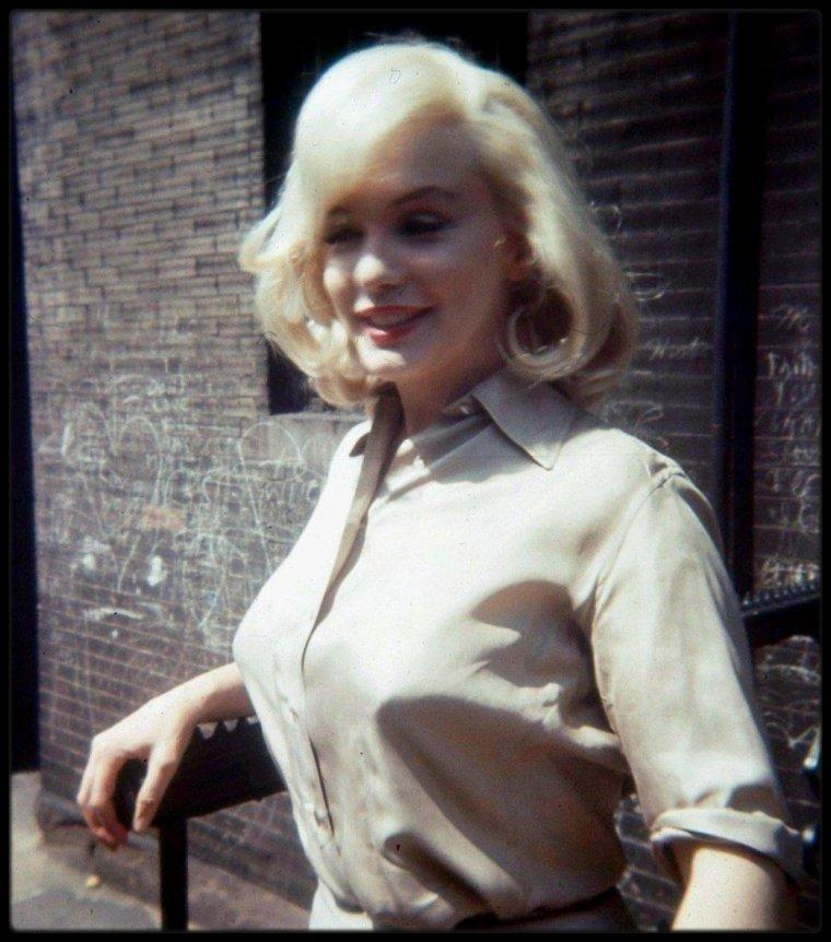 Rare Marilyn MONROE (1960)