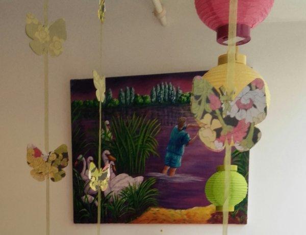 CARINE KLEIN - EXPOSITION AUX BOUGIES DE CHARROUX