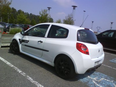 Renault Clio RS World series By Renault