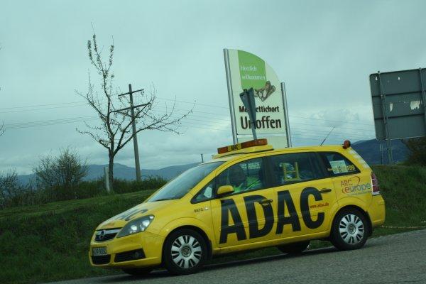 """Opel Zafira """"ADAC"""""""