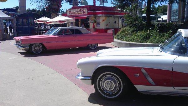 Chevrolet Corvette C1 Cabriolet