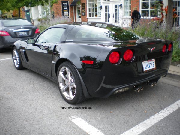 Chevrolet Corvette C6 Gransport