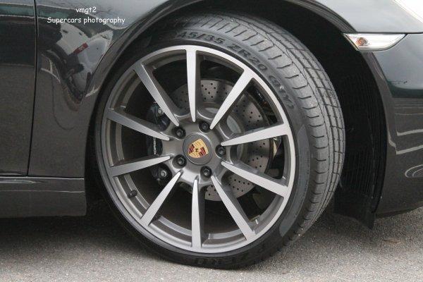 Porsche 911 (Type 991) Carrera Cabriolet
