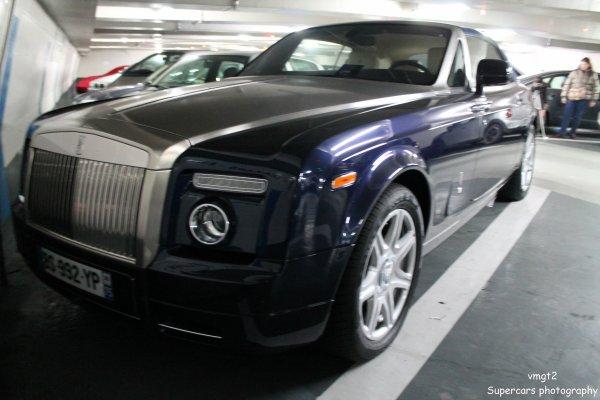 Rolls Royce Phantom Drophead Coupé + Ferrari FF + Maybach 57S + Bentley Continental GT 2012