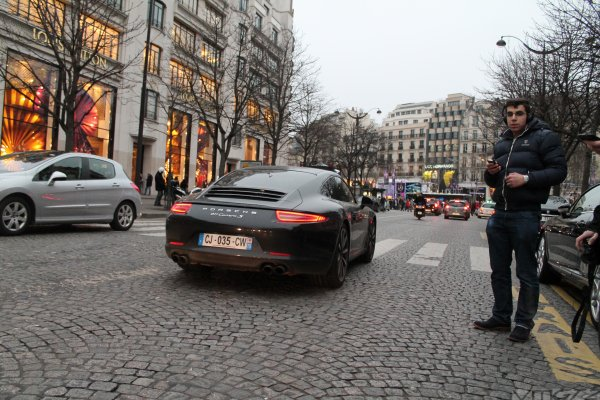 Porsche 911 (Type 991) Carrera S