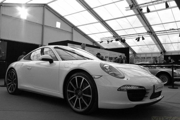 Porsche 911 (Type 991) Carrera 4S Coupé