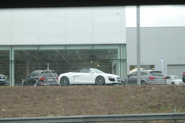 Audi R8 5.2 V10 FSI Spyder
