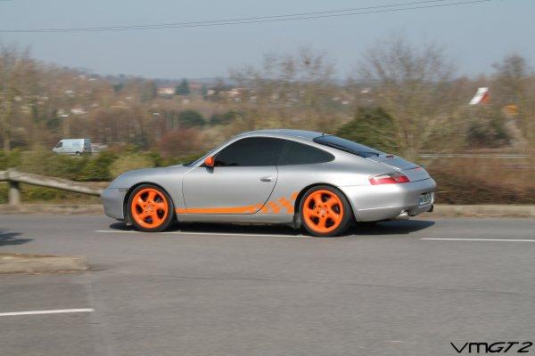 Porsche 911 (Type 996 MKI) Carrera