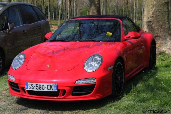 Porsche 911 (Type 997 MKII) Carrera GTS Convertible