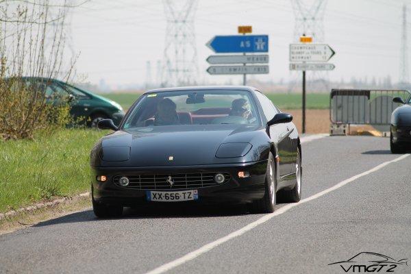 Ferrari 456 MGT