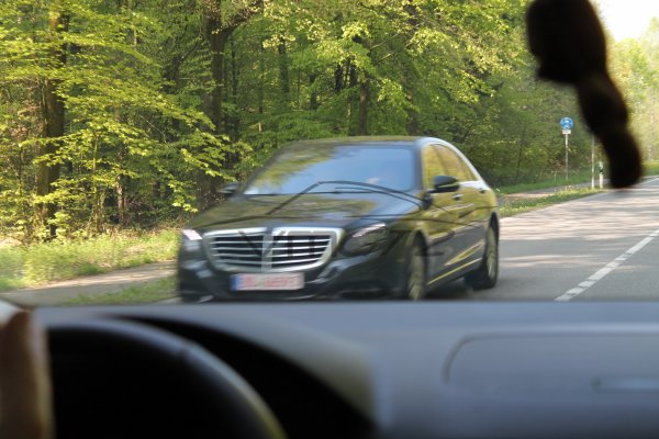 EXCLU: New Mercedes-Benz S500 W222