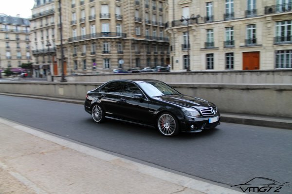 Mercedes-Benz Classe C63 AMG Sedan W204