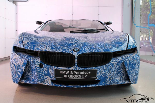 BMW i8 Prototype