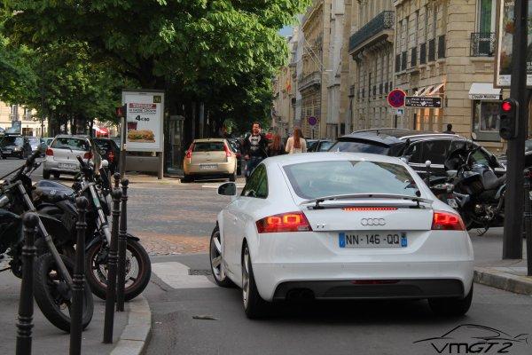 Audi TT 2.5l TDi