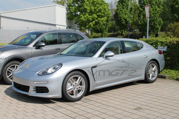EXCLUSIVITE: Porsche Panamera S (Type 971)