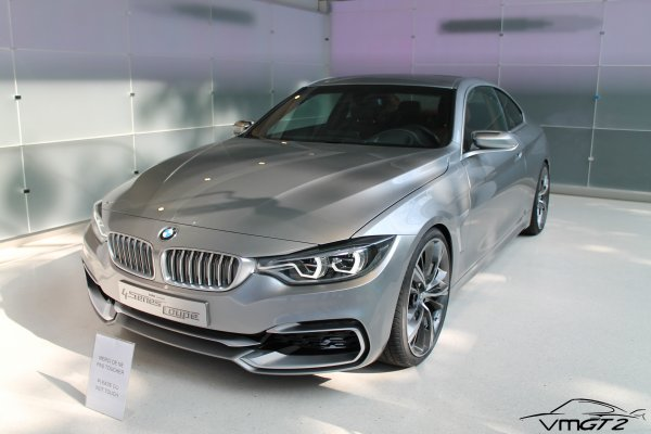 BMW 4 Series Coupé Concept
