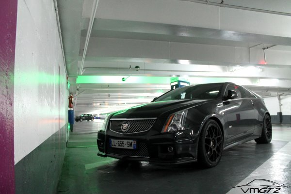 Hennessey Cadillac CTS-V Coupé HPE 700