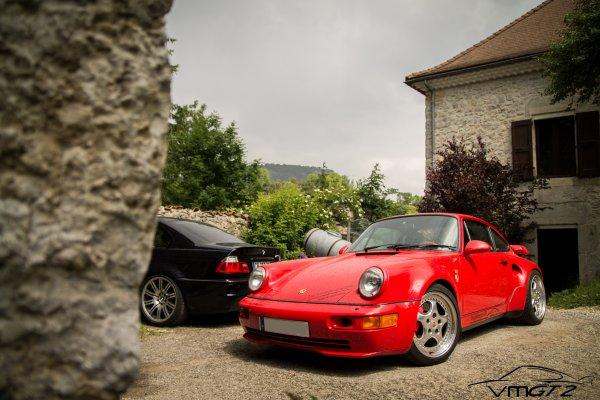 Porsche 911 (Typ 964) Turbo S Leichtbau