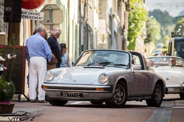 Porsche 911 (Typ G) SC Targa